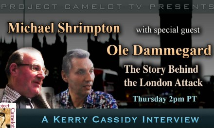 LONDON ATTACKS : MICHAEL SHRIMPTON WITH OLE DAMMEGARD REPORTS