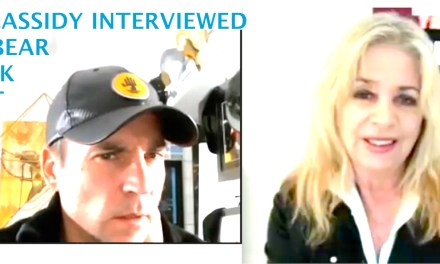 KERRY CASSIDY INTERVIEWED BY REX BEAR, THE LEAK PROJECT