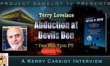 TERRY LOVELACE:  ABDUCTION AT DEVILS DEN