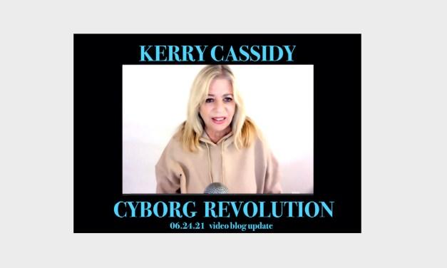KERRY VIDEO BLOG:  CYBORG REVOLUTION