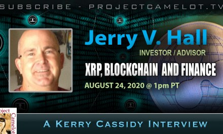 JERRY V. HALL:  INVESTOR/ADVISOR RE XRP, BLOCKCHAIN AND FINANCE