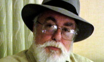 Jim Marrs:  We honor him here…A great man