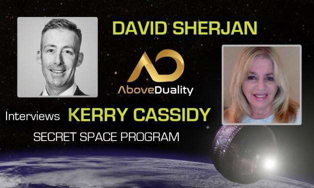 KERRY RE THE SECRET SPACE PROGRAM INTERVIEWED BY DAVID SHERJAN