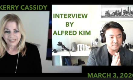 KERRY CASSIDY INTERVIEWED BY ARTHUR KIM, SOUTH KOREAN JOURNALIST