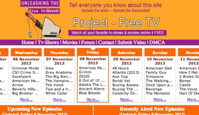 Image result for project free tv