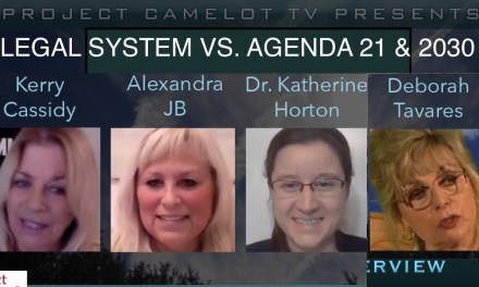 ROUNDTABLE DISCUSSION:   LEGAL SYSTEM VS. AGENDA 21 & 2030