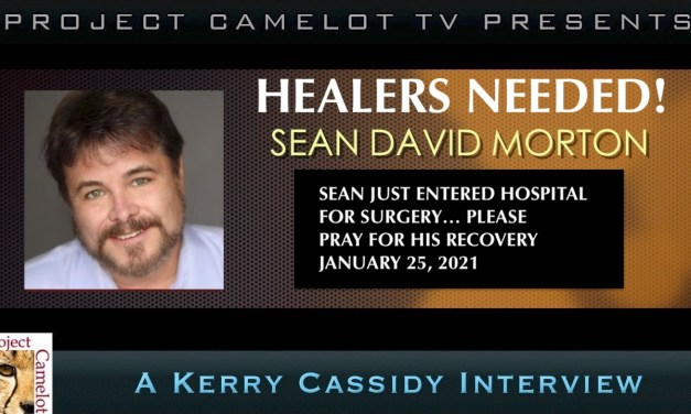 SEAN DAVID MORTON IN HOSPITAL – CALL OUT TO HEALERS!!