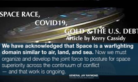 ARTICLE:  THE SPACE RACE, COVID19, GOLD & THE U.S. DEBT