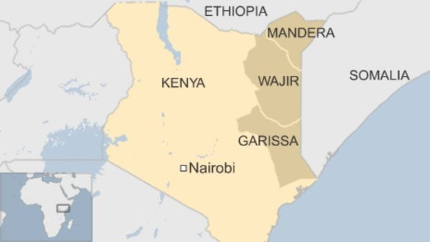 North East Kenya