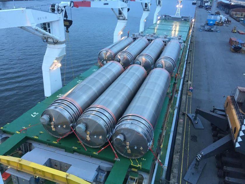 Antwerp Pressure Tanks