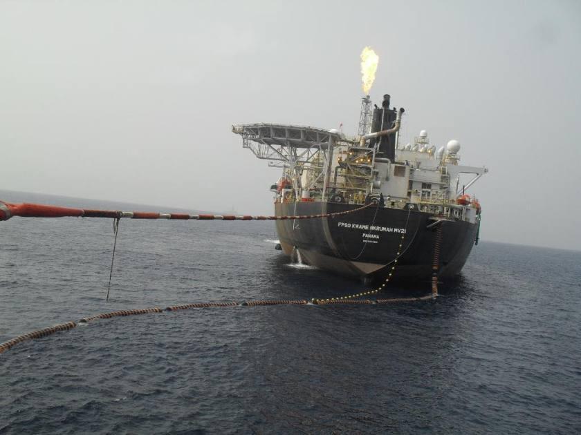 Crude offtake - FPSO in Ghana