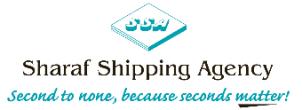 Sharaf Shipping Agency Logo