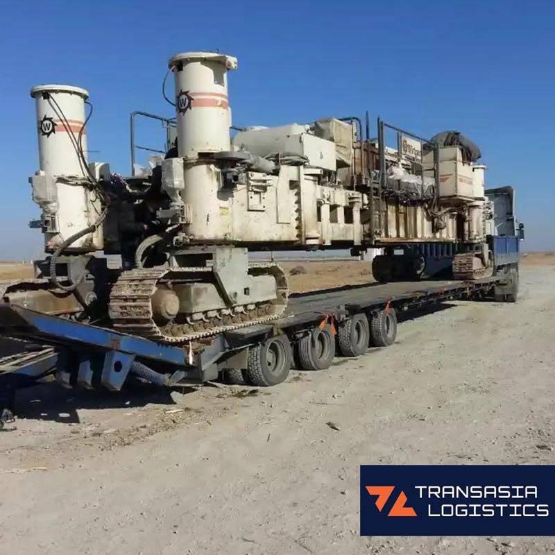 Transasia Logistics