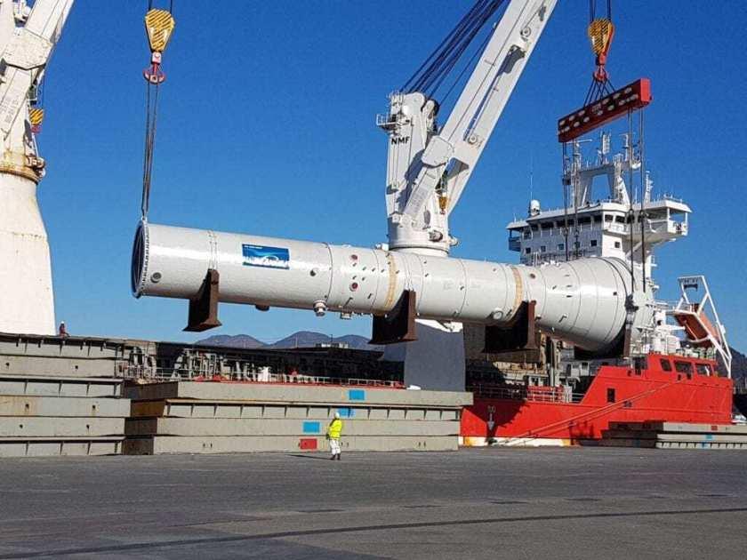 Rhenus Project Logistics Heavy Lift