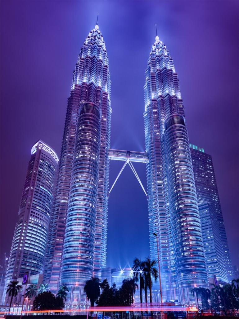 Petronas Twin Towers-Trans International Logistiks
