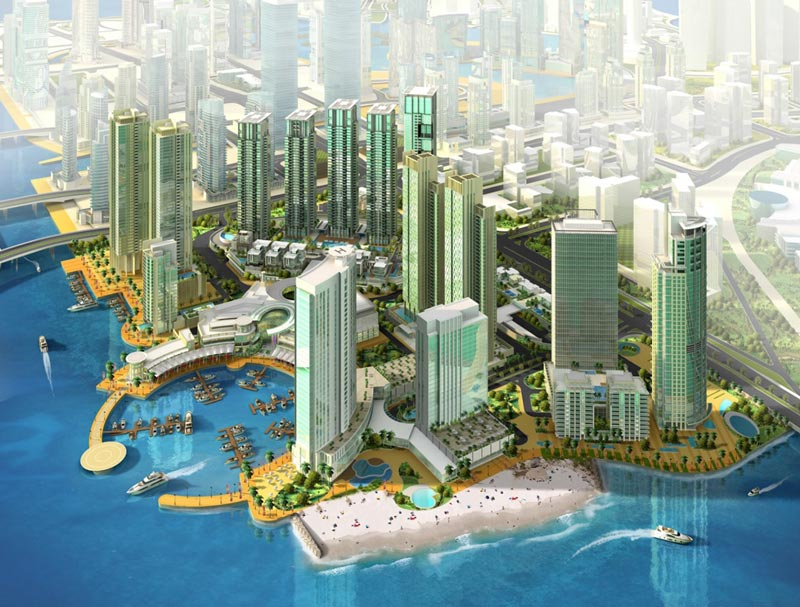 Al-Reem Island (Abu Dhabi)-Trans International Logistiks