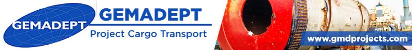 Gemadept project cargo transport