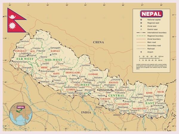 China, Nepal Strike New Port Usage Deal