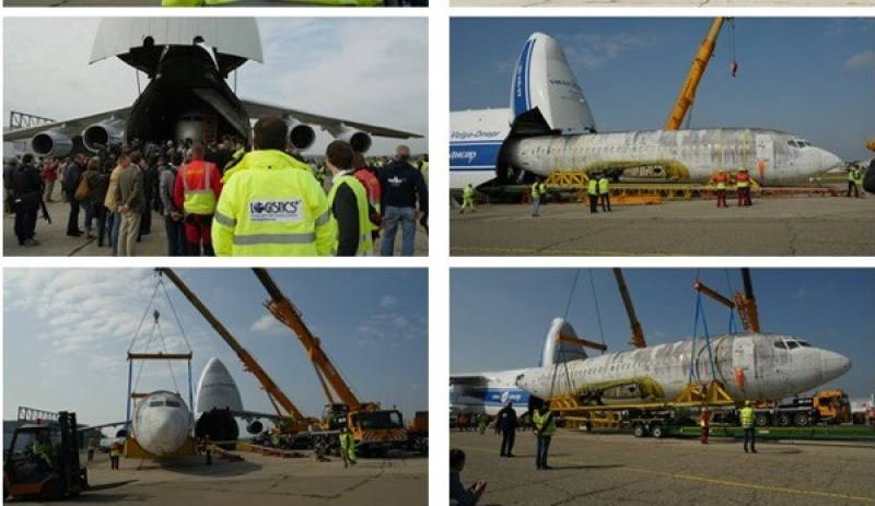 Hijacked 'Landshut' Airplane Returns to Germany with Help from Logistics Plus