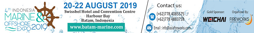 4th Indonesia Marine & Offshore Expo 2019