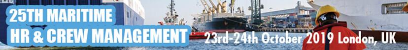 25th Maritime HR & Crew Management