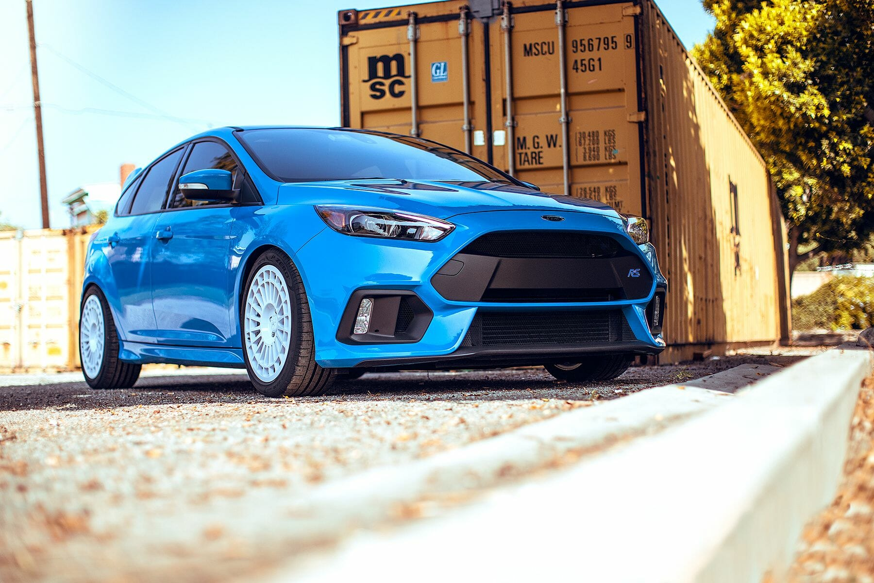 the best ford focus rs exhaust systems