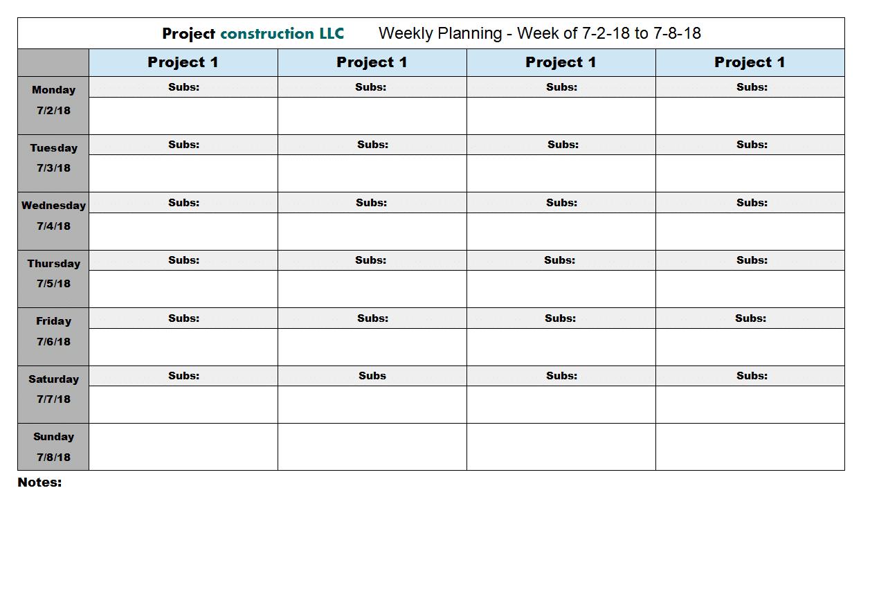 Construction Amp Remodeling Estimate