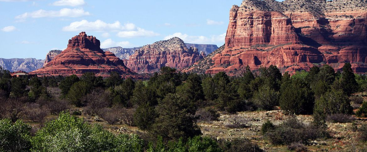 Sedona, red rocks, vortex, travel