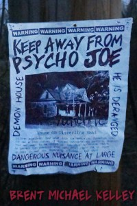 book, scary, keep away from psycho joe, novel