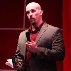 Mark Tullius, author, project dreamscape