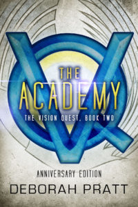 The Vision Quest, vision quest book two, vision quest series, the vision quest by deborah m pratt