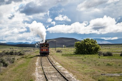 The Golden Spike - where two railroads connected NotSoSAHM