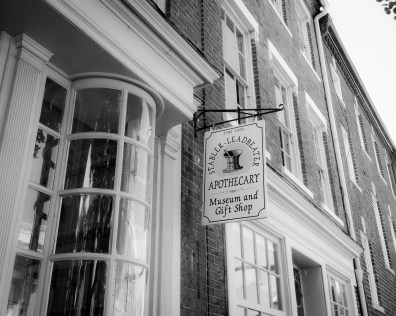 The Stabler-Leadbeater Apothecary is one of the oldest pharmacies in America and served famous customers Not So SAHM