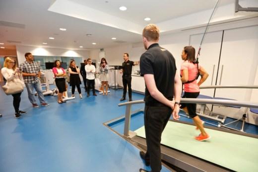 Kelly Holmes @ Human Performance Lab w/Maxi Nutrition