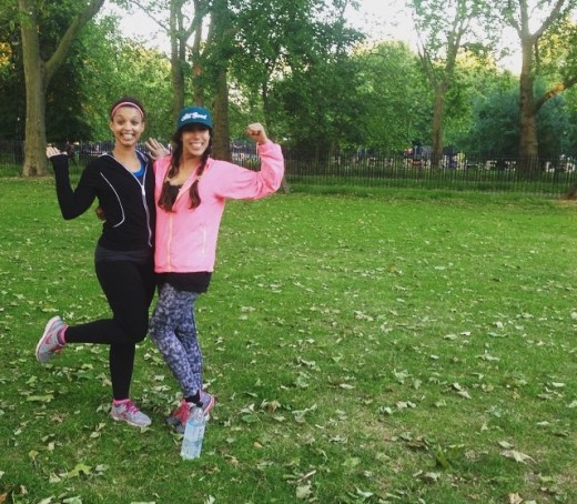 Healthy Living London Eliza Bootcamp Review