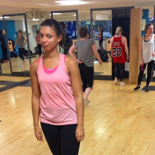 Seen On Screen Fitness Project HB Review