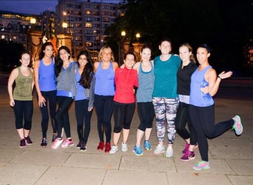 Bella Kinesis Project HB Running Club