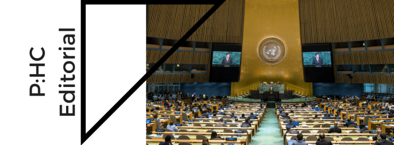 Wanna Fix the World? Fix the UN