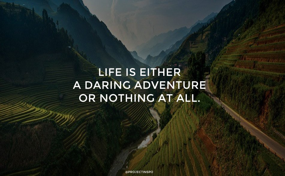 Inspirational Travel Quotes Classy 48 Of The Most Inspiring Travel Quotes Of All Time PROJECT INSPO