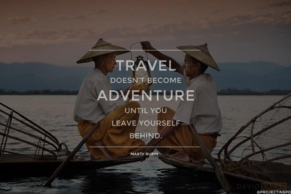 Beautiful Travel Inspirational Quote