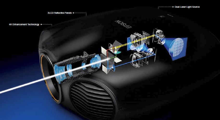 Epson EH-LS10000 laser