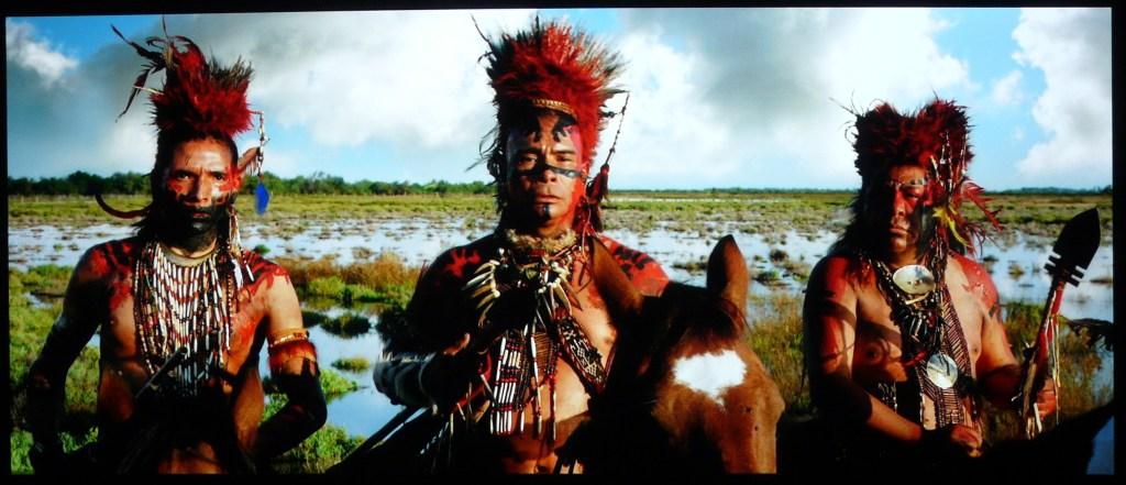 JVC DLA-X5000 Lucy Indians