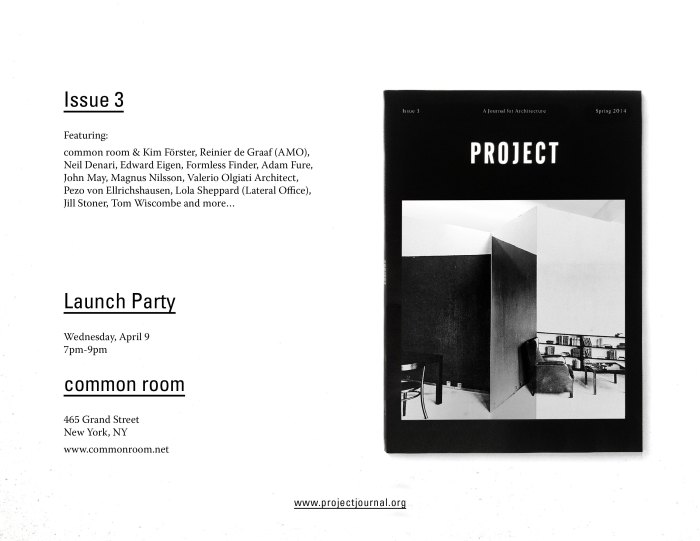 PROJECT_Issue-Three_Launch_Web