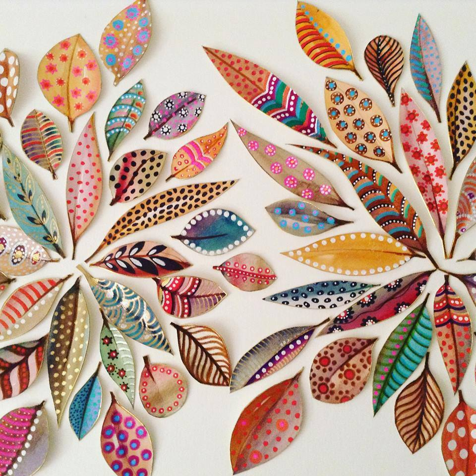 Leaf Crafts We Love Project Kid