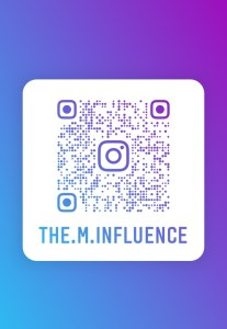 QR code @the.m.influence