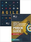 pmbok guide sith edition and agile practitioner guide bundle