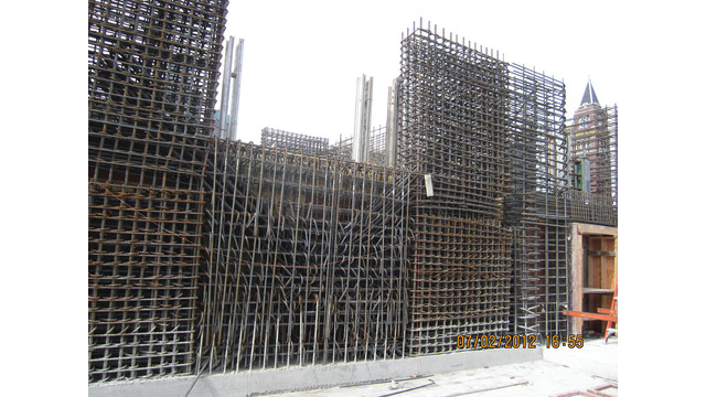 Method Statement Of Concreting For Vertical Elements Retaining Wall, Shear Walls & Columns