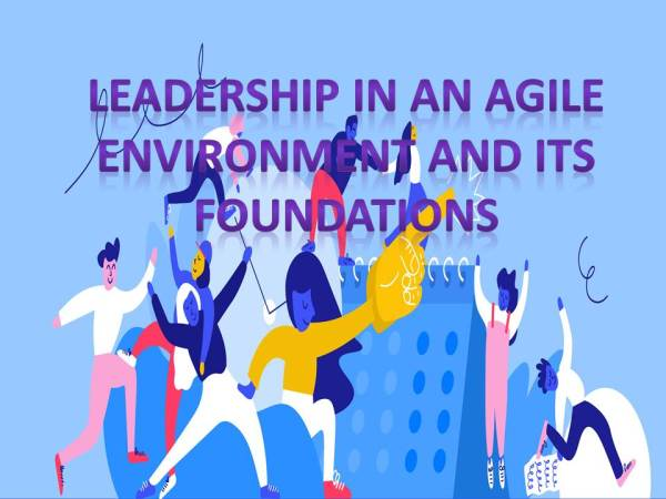 Leadership in an Agile Environment