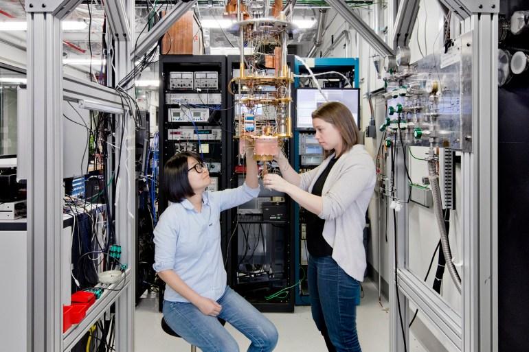 quantum computing at IBM