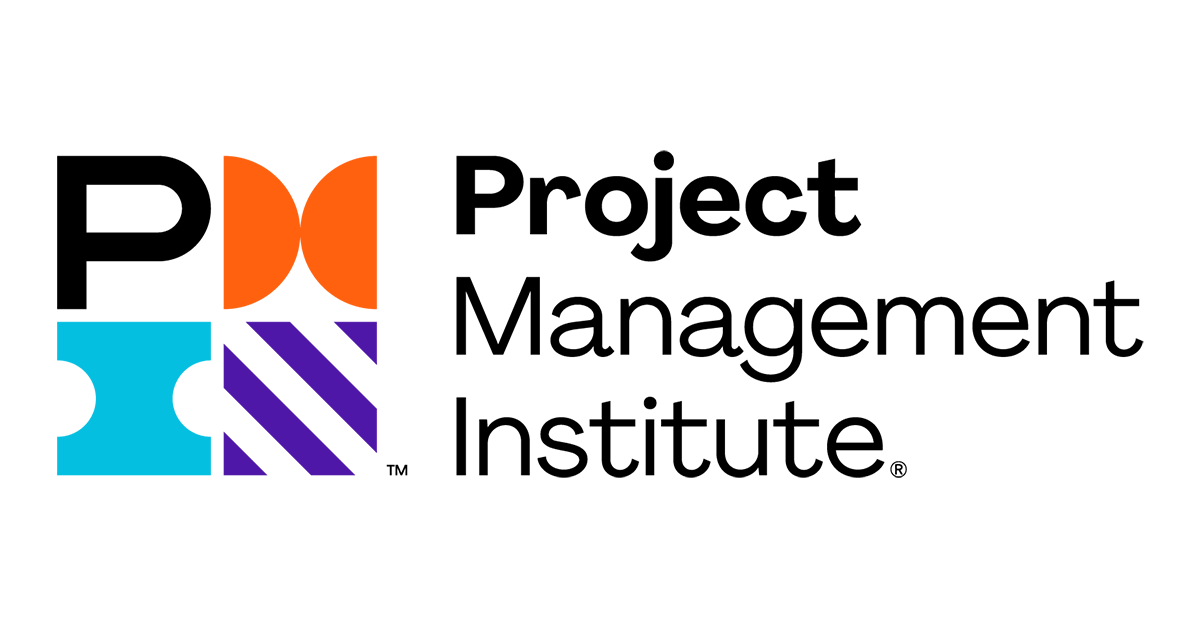 PMI anniversary the project management institute logo